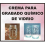Pasta Esmerilado Químico De Vidrio 120 Cc | HMH87