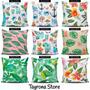 Cuatro (4) Fundas Cojin 45x45 Tayrona Store + De 1000 Diseño | HECTORDANIEL_PAC
