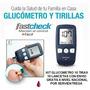 Kit Glucometro Fastcheck + Facil 10 Test 10 Lancetas + Envio | CHEVI TELL