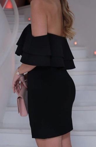 Vestidos para mujer Limonni Limonni LI198 Cortos elegantes
