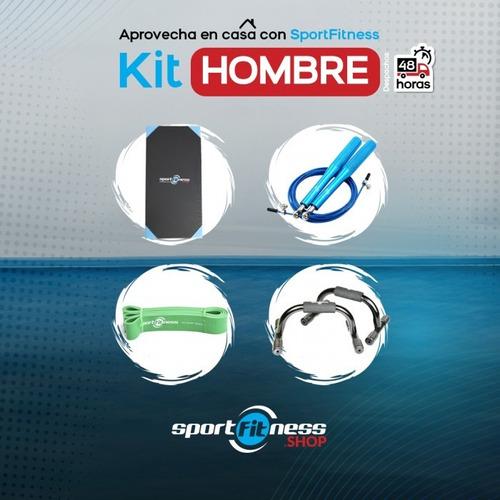 Kit De Entrenamiento Hombre Sportfitness