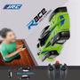 Carro A Control Remoto Infrarojo Escalador De Pared Verde | ESTACIONELECTRONICA