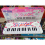 Teclado Organeta Piano + Grabacion + Pistas   JUGUETESYDEPORTES