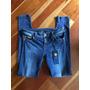 Jean Azul Con Bolsillos Studio F Ref S136087 | LADYVANESSACUERVOLOZADA