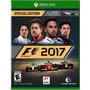 Juego Fisico F1 2017 Xbox One Formula 1 2017 Xb1 Nany41 | NANY41