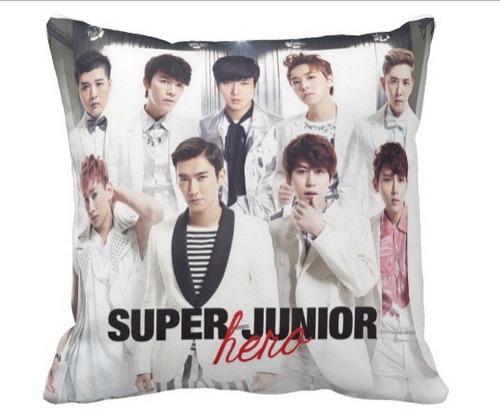 Cojin Grupo Super Junior