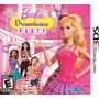 Barbie Dreamhouse Party Nintendo 3ds Nuevo Original Sellado | POSEIDON_723