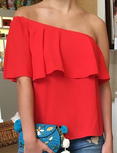Blusas para mujer Limonni LI597 Campesinas