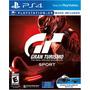 Gran Turismo Sport Ps4 Juego Fisico Playstation 4 | NANY41