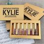 Labial  Kylie Edicion Dorada Birthday Mate Brillo Original   RODRIGOMORENOCUARTAS