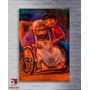 Cuadros Decorativos  Mdf - Vintage Retro Coco Disney Abuela | GEER WEB-SHOP