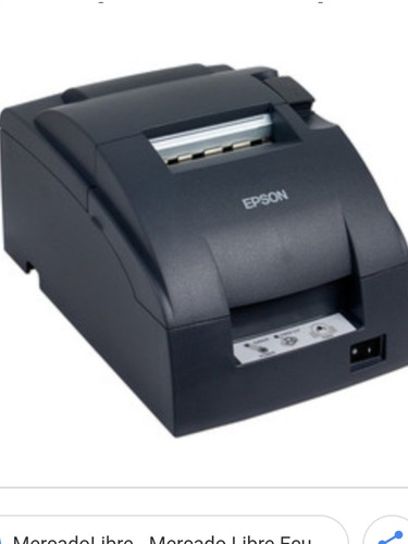 Impresora Epson Tmu-220d Puerto Usb Especial Puntos Gana