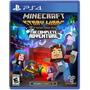 Minecraft Story Mode The Complete Adventure Ps4 Nuevo Fisico | MR. ELECTRONICO