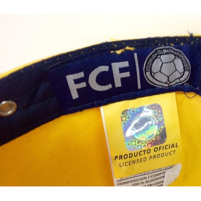 Gorras Selección Colombia De Fútbol Licenciadas Por La Fcf  9058ab33e7c