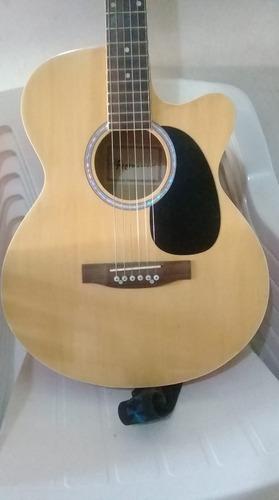 Guitarra Acustica Fretmaster Impecable!!