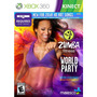 Zumba Fitness World Party Para Xbox 360 Nuevo | WILCHAVES2012