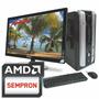 Computador Amd Sempron Dual Core 1.45ghz ,ram 4gb , Dd 1tera | EDWINMEJIATOVAR