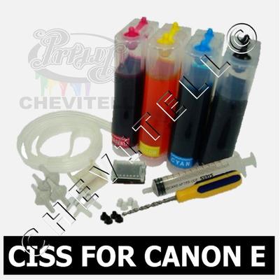 sistema de tinta canon