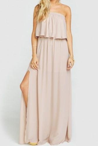Vestidos para mujer Limonni LI416 Maxidress Fiesta