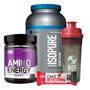 Isopure Zero Carb + Amino Energy + Cake Bites | PORTALNATURAL